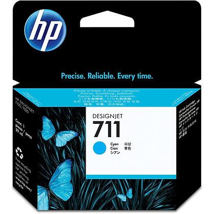 Cartucho de Tinta HP 711. Cian