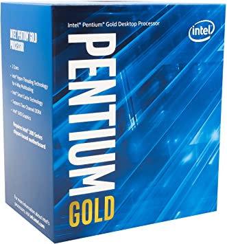 Procesador Intel Pentium Gold G5400, S-1151, 3.70GHz, Dual-Core, 4MB SmartCache