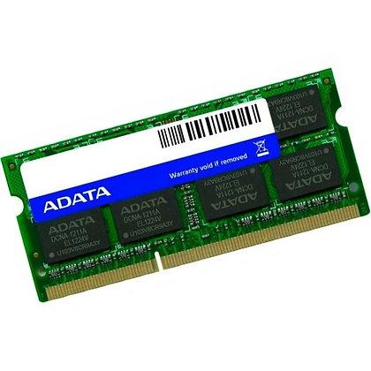 Memoria RAM Adata DDR3L Premier, 1600MHz, 8GB, CL11, SO-DIMM, 1.35v