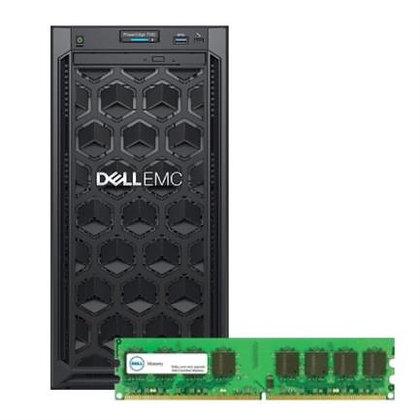 """Servidor Dell PowerEdge T140, Intel Xeon E-2224 3.40GHz, 8GB DDR4, 1TB, 3.5"""""""