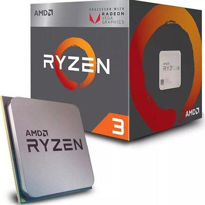 Procesador AMD Ryzen 3 2200G con Gráficos Radeon Vega 8, S-AM4, 3.50GHz