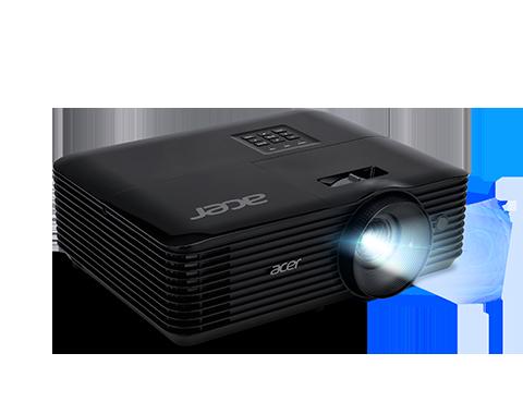 Proyector Acer Essential X1126AH DLP, SVGA 800 x 600, 400 Lúmenes, con Bocinas,
