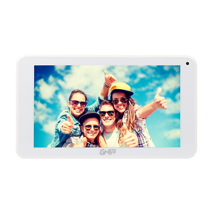 """Tablet Ghia A7 7"""", 16GB, 1024 x 600 Pixeles, Android 8.1, Bluetooth 4.0, Blanco"""
