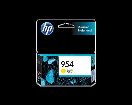 Cartucho de Tinta HP 954. Amarillo