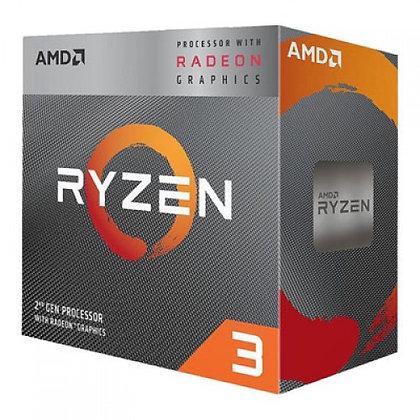Procesador AMD Ryzen 3 3200G con Gráficos Radeon Vega 8, S-AM4, 3.60GHz