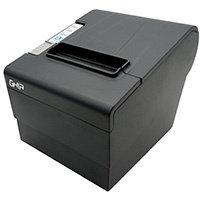 Ghia  Impresora de Tickets, Térmica Directa, 203 x 203DPI, Ethernet + USB, Negro