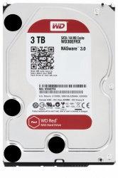 Disco Duro para NAS Western Digital WD Red 3.5'' de 1 a 8 Bahías, 3TB, SATA III