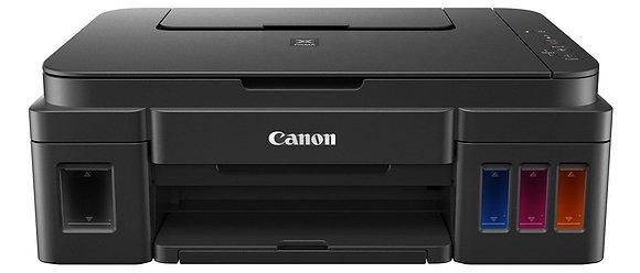 Multifuncional Canon PIXMA G2100, Color, Inyección, Tanque de Tinta.