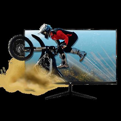 "Monitor Gamer Game Factor MG500-V2 LED 23.8"", Full HD, Widescreen, FreeSync"