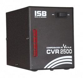 Regulador Industrias Sola Basic CVR-2500, 1500W, 2500VA, 1x NEMA 5-15R