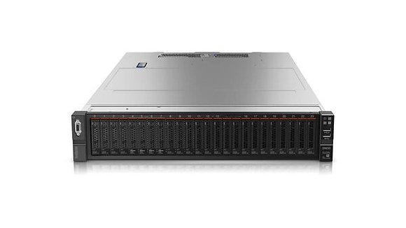 Servidor Lenovo ThinkSystem SR650, Intel Xeon Gold 5120 2.20GHz, 16GB DDR4