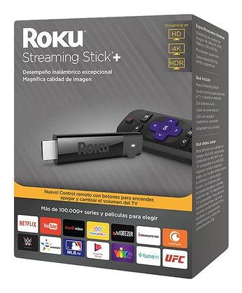 Roku Reproductor Multimedia Roku Streaming Stick+ 3810mx, Full HD, WiFi, HDMI