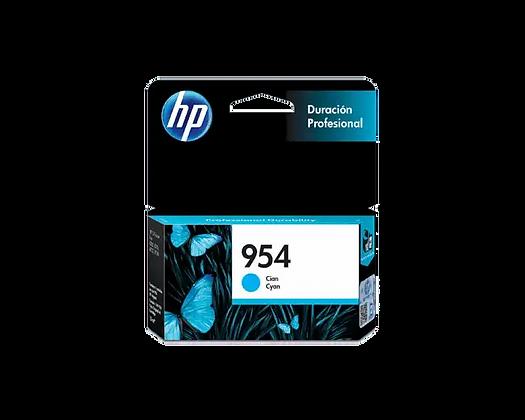 Cartucho de Tinta HP 954. Cian