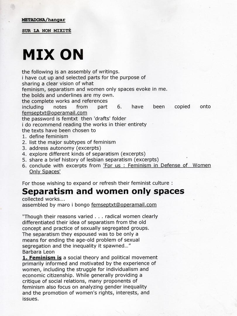 MetaDona II MIX ON by maro i-bongo LMF
