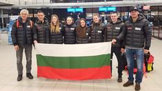 Българският национален отбор по ски ориентиране замина за СМП и СК В ШВЕЦИЯ