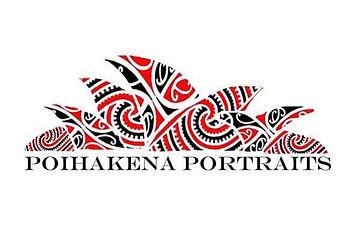 Poihakena Portraits logo.jpg