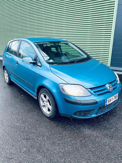 Volkswagen Golf Plus 1.6 FSI Trendline 5d ** Vähän Ajettu **