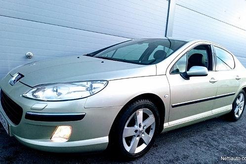 Peugeot 407 Sport 3.0 V6 4d A ** Siisti & Hyvä **