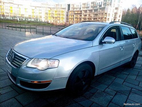 Volkswagen Passat 2.0 Turbo FSI Highline 4d TipTronic ** Juuri Katsastettu **