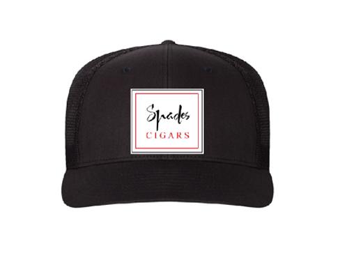 Spades Cigars Snapback Hat