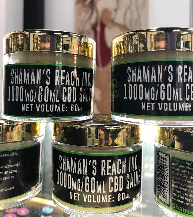 Salve & Vape Juice Giveaway | Shaman's Reach Inc  CBD