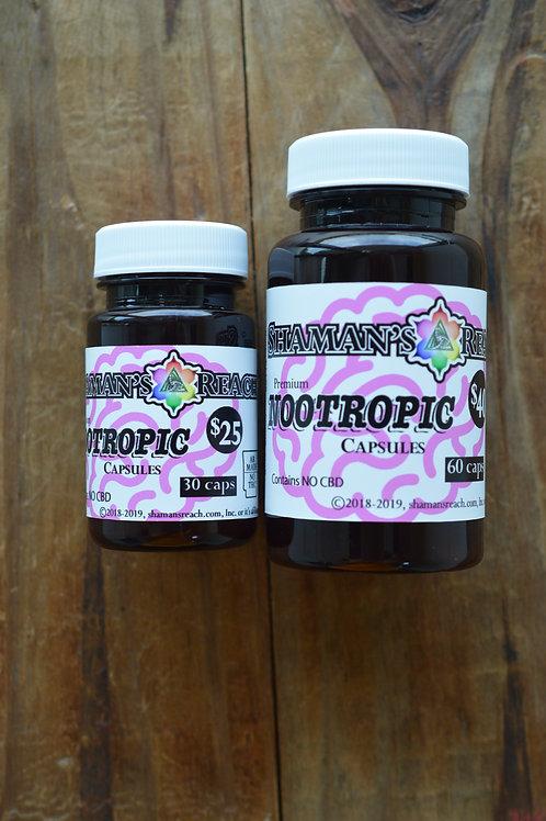 NNC Capsules (Neuro-Regenerative Nootropic Complex)(MSRP: $25-$75)