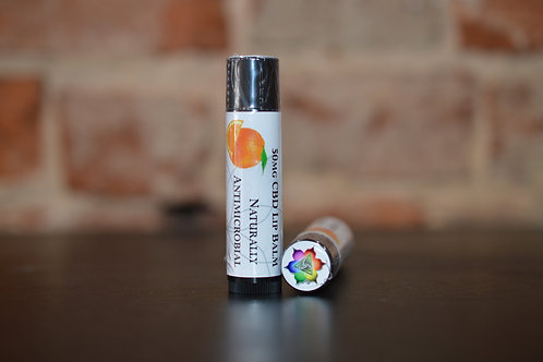 CBD Lip Balm (MSRP: $7)