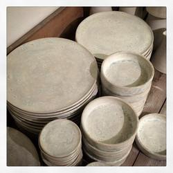 Servis till restaurang #Ambiance #vindåkra #malmö #seasalt #design #cajo #handmade #handcrafted #tab