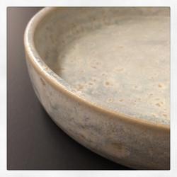 Kundprojekt design #cajo #ceramic #tableware älskar den här färgen 💙😍