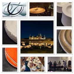 Glad och tacksam för att jag får starta upp ett nytt samarbete med Kalmar Slottsrestaurang, ska bli