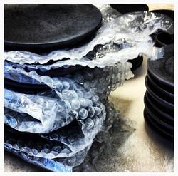#plates #cajo #handmade #ceramic #sjön 2015-9-19-20:36:33