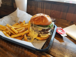 Loaded Chief Burger