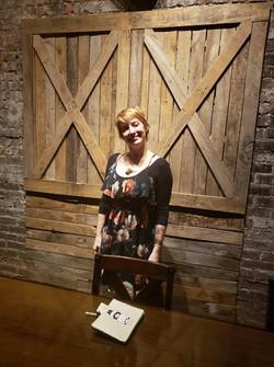 Leigh Nash at JRO'S Burgers