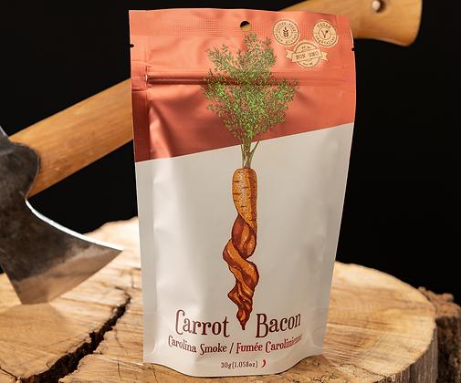 Carolina Smoke Carrot Bacon