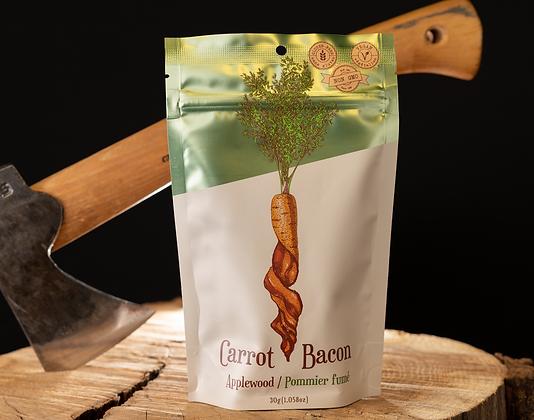Applewood Smoke Carrot Bacon