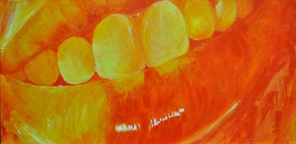 Happy, Arts Hamburg, orange, Sommer, acrylbilder, Sun, Sonne, Summer