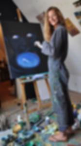 Susanne P Wichmann, Susanne Wichmann, Atelier Hamburg, Artlantico,Malerei, Arts Hamburg