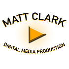 Matt Clark Digital media production logo