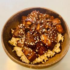 Eggplant Stir fry