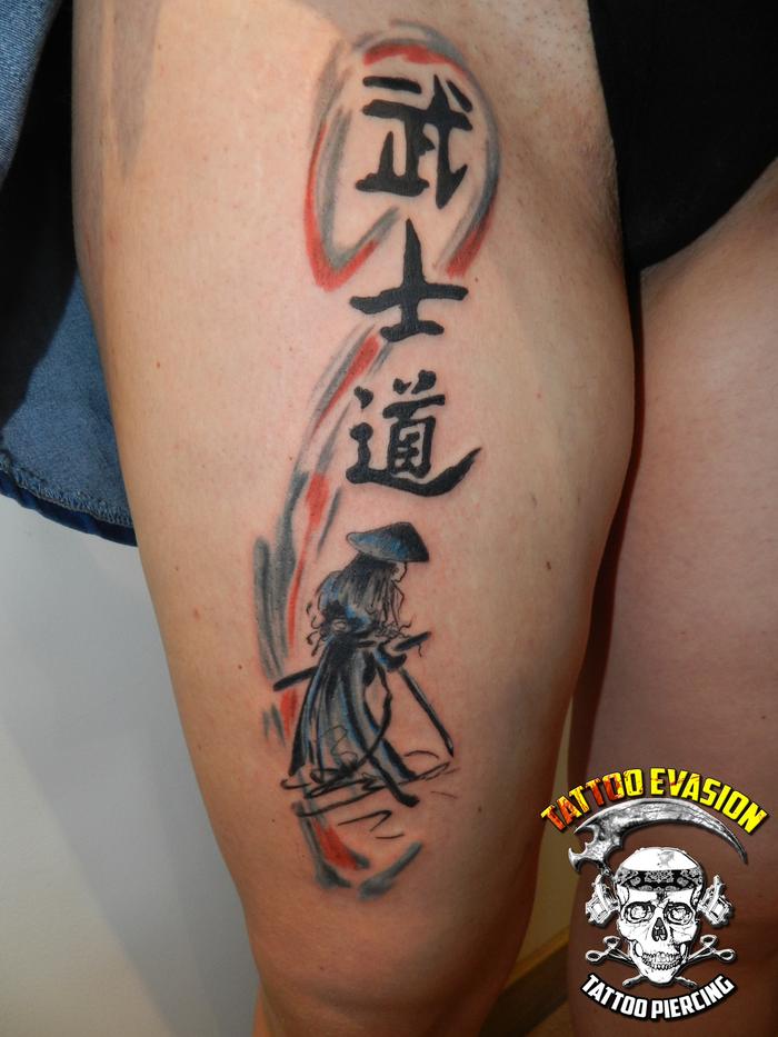 Tattoo Evasion, tatoueur mandelieu, piercing cannes