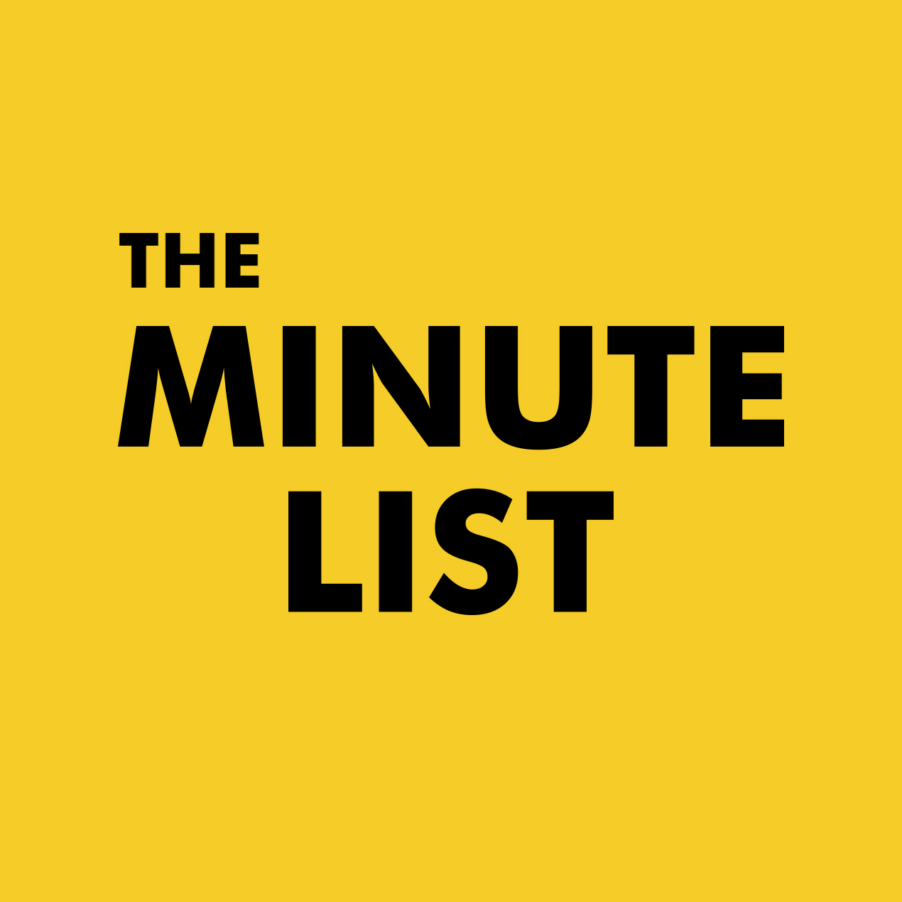 The Minute List