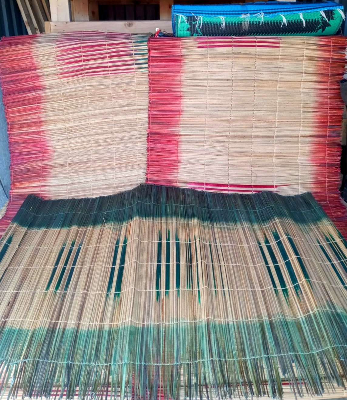 Local Mats (Palm Fronds & Rubber)