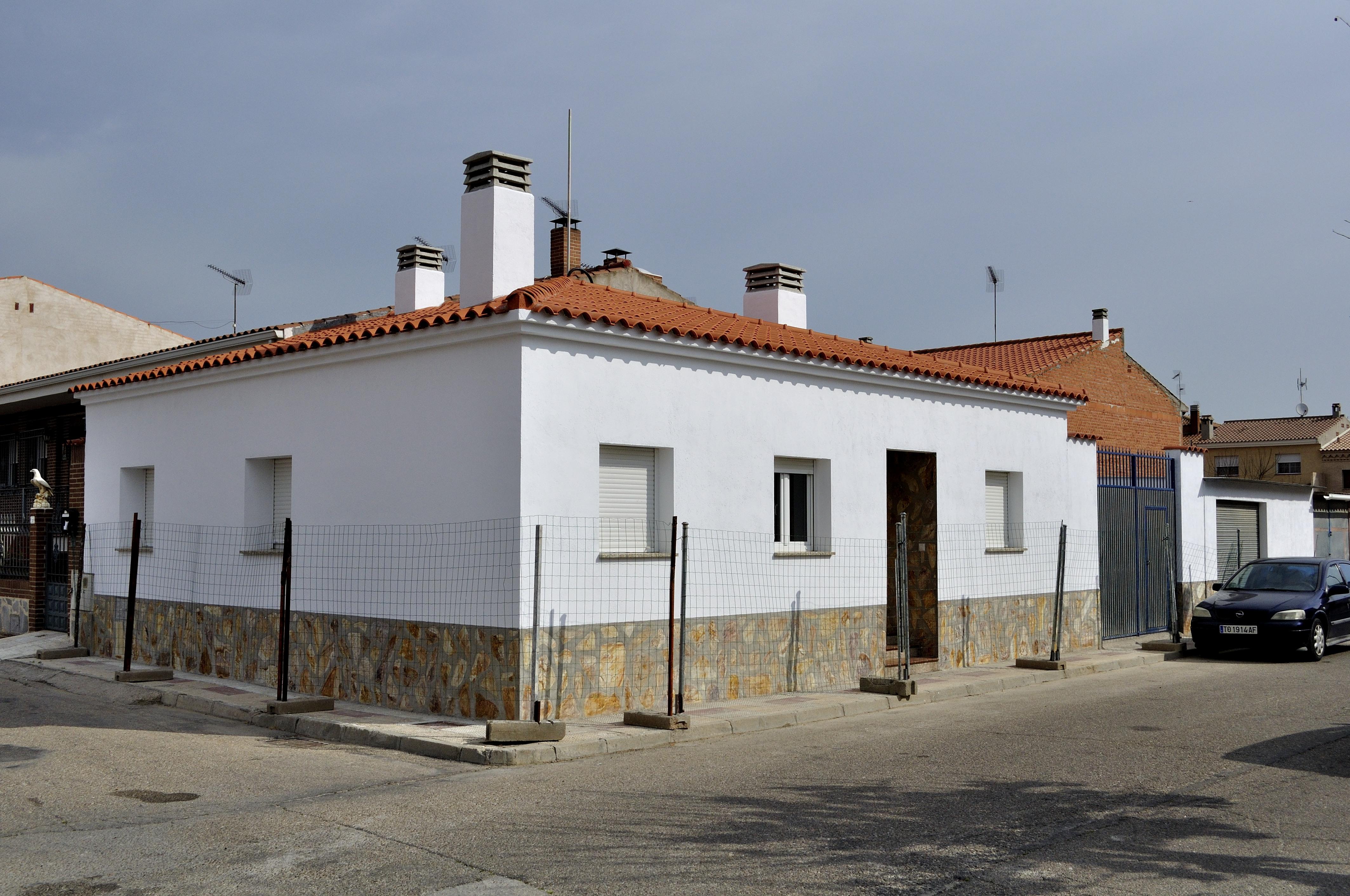 Vivienda Orquideas Mocejón (Toledo)