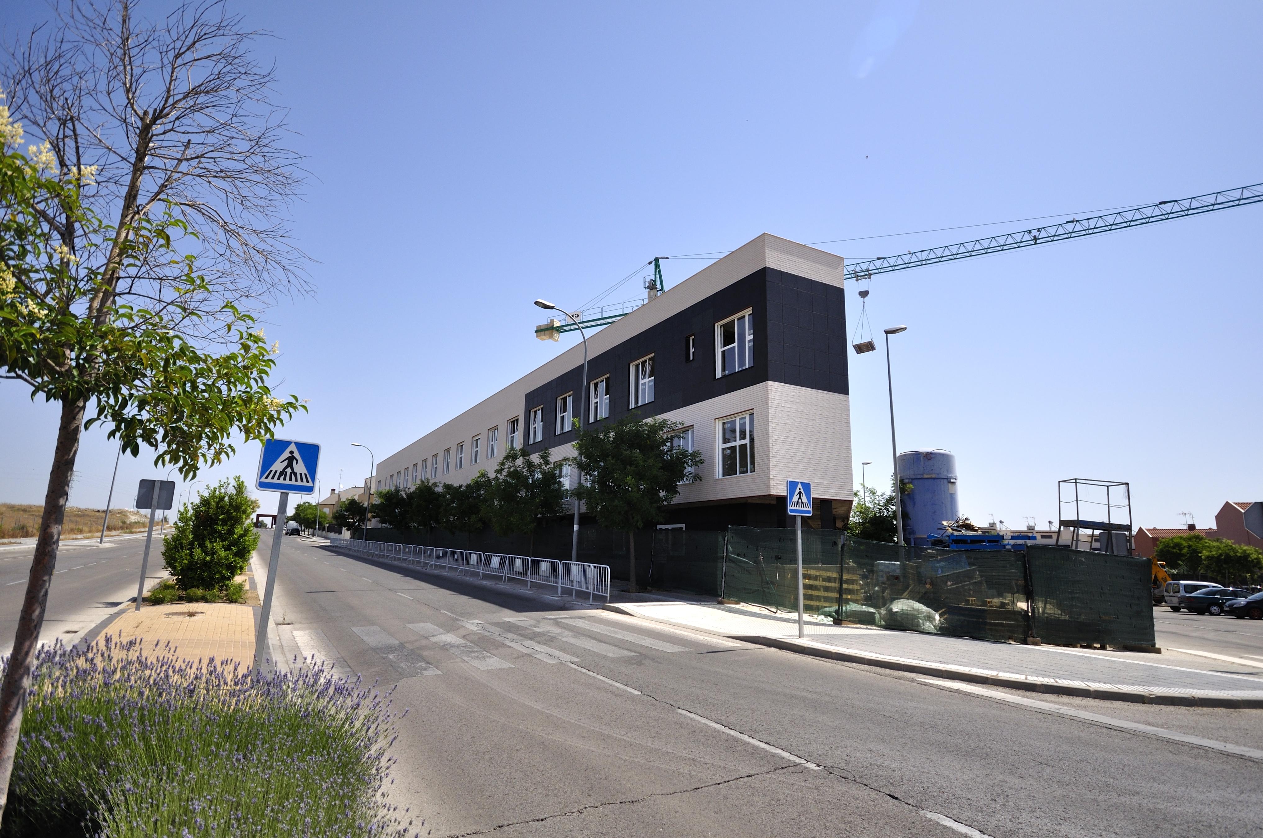 Residencia Valdemoro