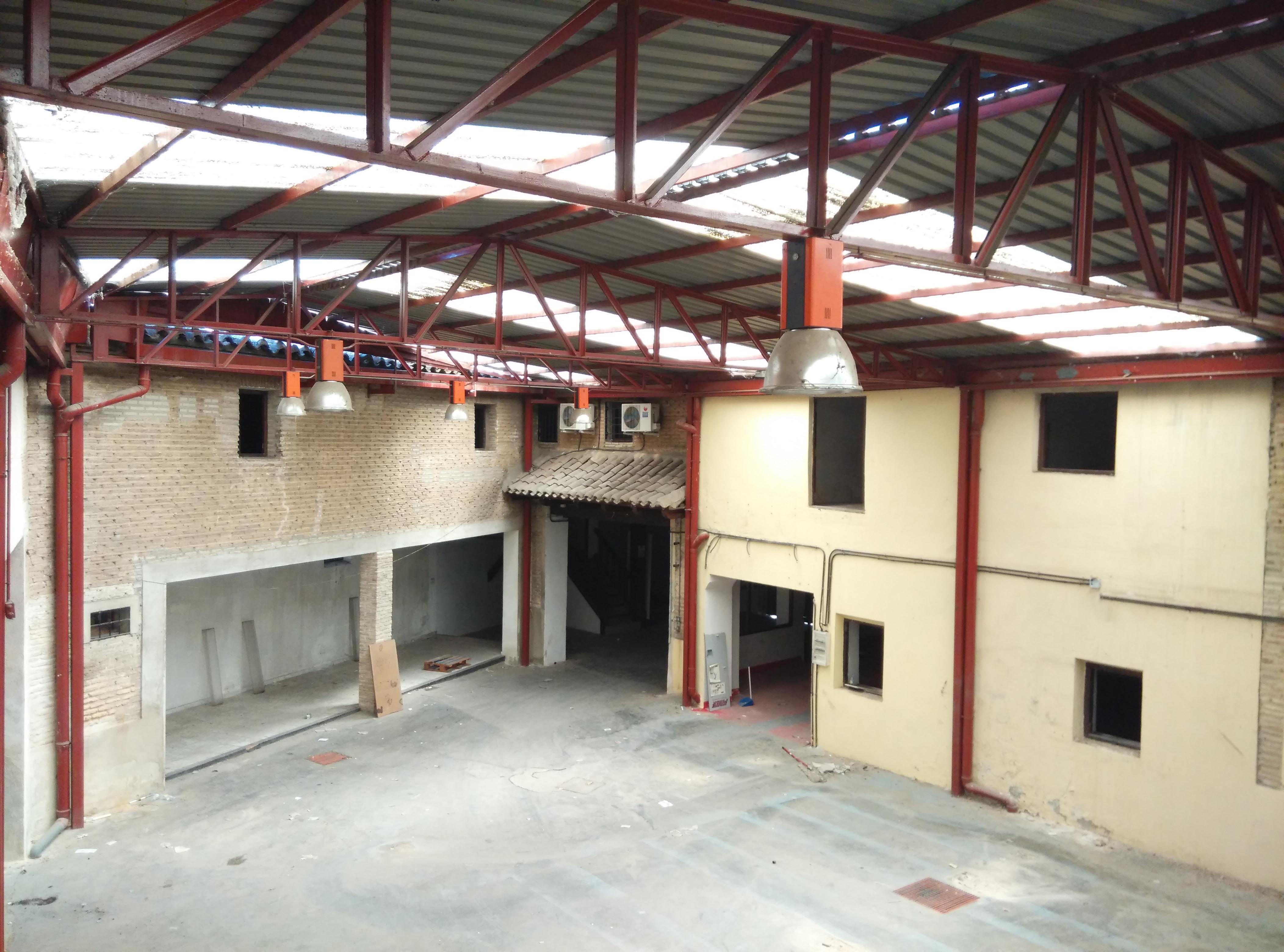 Rehabilitación Edificio Terciario