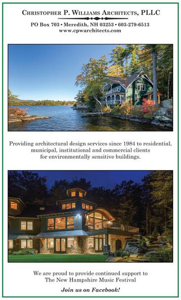 Christopher P. Williams Architects, PLLC