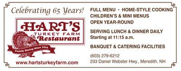 Hart's Turkey Farm