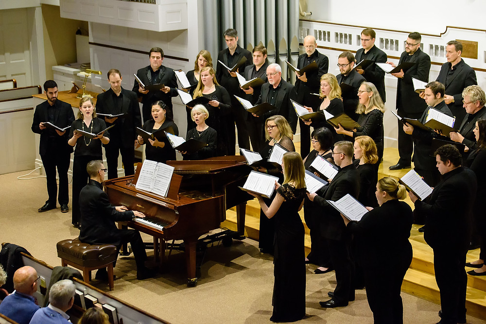 New Hampshire Master Chorale, Fall 2016