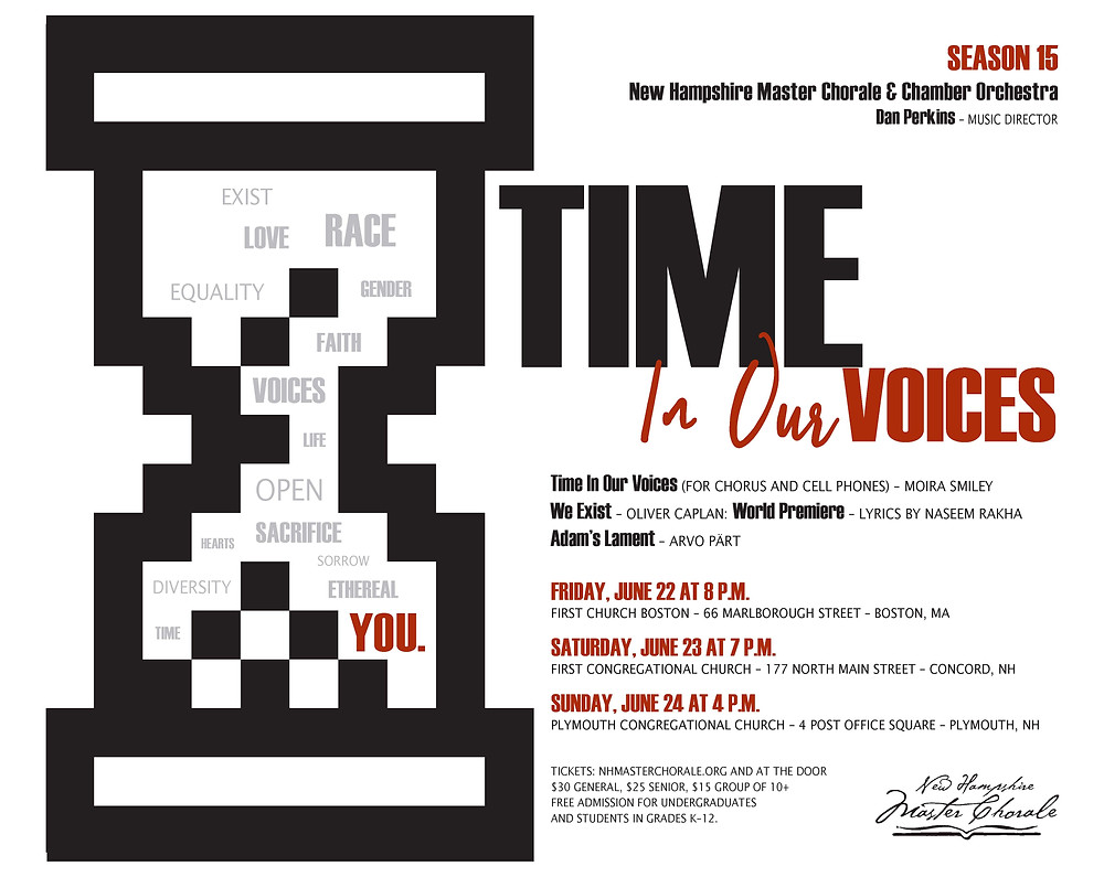 Time in Our Voices Poster