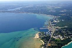5 Things We Love about Grand Traverse Bay, Traverse City Michigan!